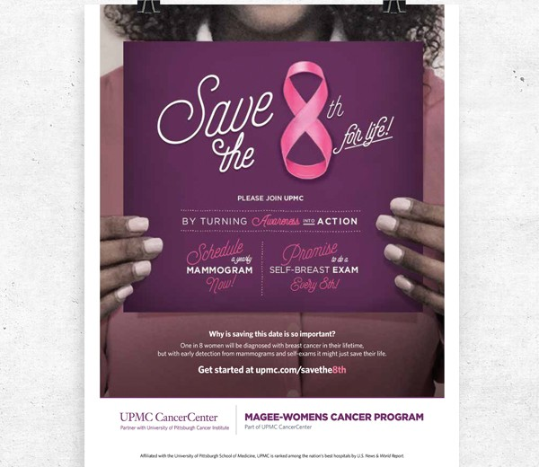 UPMC – Breast Cancer Awareness