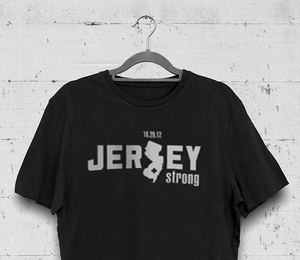 Jersey Strong Tees
